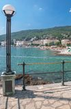 Opatija,Istria,Croatia Royalty Free Stock Photo
