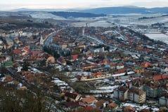Village panorama Stock Images