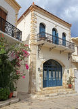 Village Panormo at Crete, Greece royalty free stock photos