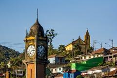 Village of Paranapiacaba Stock Photography
