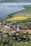Village of Pavlov in Southern Moravia Stock Photo