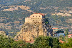 Village Petra,Greece Royalty Free Stock Photos