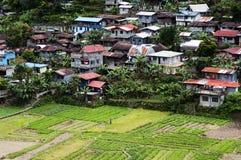 Village - Philippines Royalty Free Stock Photo