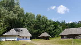 Village. Photo taken in Kiev - Ukraine royalty free stock image