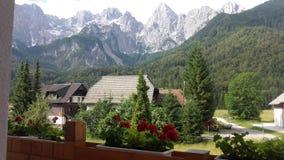 Village pittoresque Image libre de droits