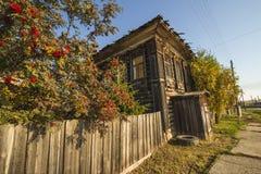 The village Pokrovsky. Royalty Free Stock Photography