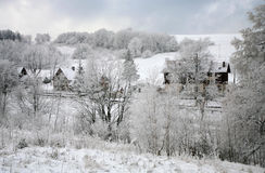 Village in Poland – Pasterka Stock Photography