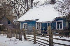 Village in Poland Royalty Free Stock Photo