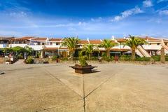 Village of Porto Ottiolu in Sardinia. Italy Royalty Free Stock Photo