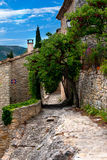 Village of the Provence, France Royalty Free Stock Image
