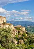 Village in provence Stock Photography