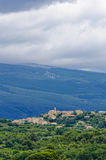 Village in provence Royalty Free Stock Photo