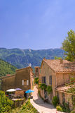 Village in provence Royalty Free Stock Image