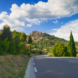 Village in provence Stock Photos