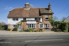 Village Pub, Kent, UK Royalty Free Stock Image