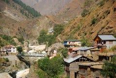 Village, Ramsu, Jammu, India Royalty Free Stock Image