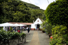The Village of Ribeiro Frio on the island of Madeira Portugal Royalty Free Stock Image