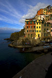 Village of riomaggiore Royalty Free Stock Photos