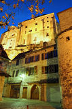 Village of Rocamadour two Stock Photography