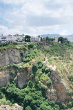 The village of Ronda in Andalusia, Spain Stock Photography