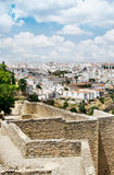 The village of Ronda in Andalusia, Spain Royalty Free Stock Photo