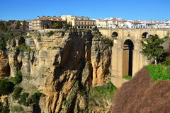 Village Ronda,Spain Royalty Free Stock Image