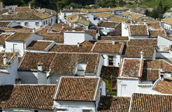 Village roofs Royalty Free Stock Photo