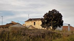 Village ruins house Andalusia Spain Europe Royalty Free Stock Images
