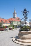 Village of Rust,Lake Neusiedler See,Austria Royalty Free Stock Images