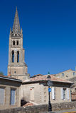 Village of Saint Emilion Royalty Free Stock Photo