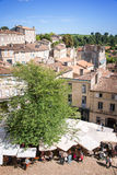 Village of Saint Emilion, Bordeaux, France Royalty Free Stock Photography