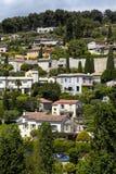 Village Saint-Paul-de-Vence , Provence, South France. Vertical i Stock Photo