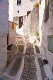 Village on Samos Stock Photo