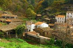 Village of schist Stock Photos