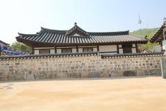 Village in Seoul Folk in South Korea Stock Photography