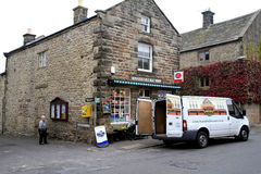 Village shop and Post Office. Royalty Free Stock Image