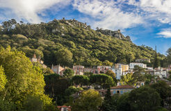 Village of Sintra Royalty Free Stock Photo