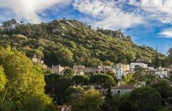 Village of Sintra Royalty Free Stock Photo