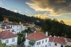 Village of Sintra Royalty Free Stock Image
