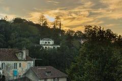 Village of Sintra stock photos