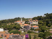The village of Sintra Portugal Royalty Free Stock Photography