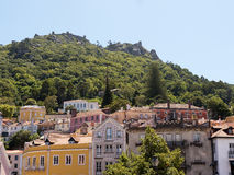 The village of Sintra Portugal Royalty Free Stock Photo