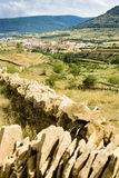 Village in Spain Stock Images
