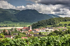 Village of Spitz Stock Image