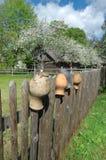 Village Spring Stock Image