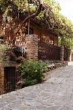 Village street Royalty Free Stock Image