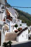 Village street, Mijas. Stock Photography