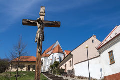 Village Svaty Jur, Slovakia Stock Photos