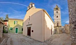 Village of Sveti Filip i Jakov Royalty Free Stock Photo