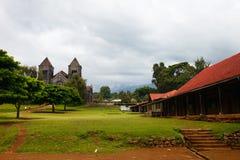 Village in Tanzania Stock Photography